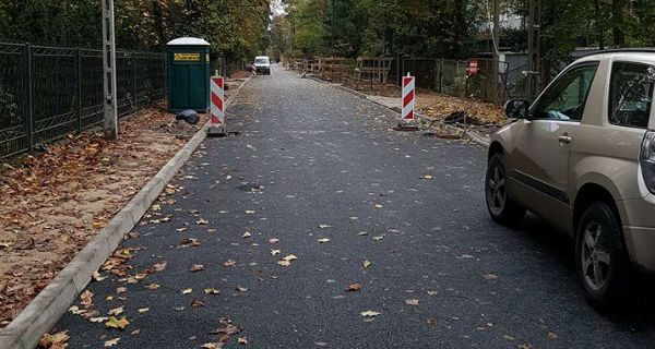Jak idzie modernizacja milanowskich ulic? [FOTO]