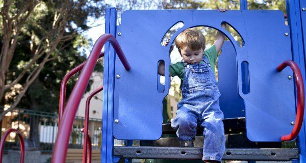 Drugie podejście do przebudowy placów zabaw w Grodzisku