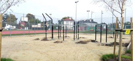 """Siłownia i street workout na """"Walca"""" gotowe do końca kwietnia?"""