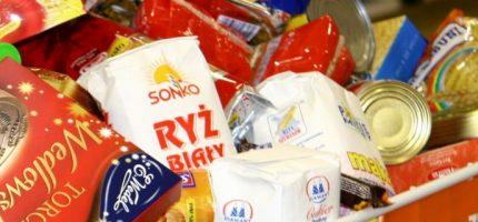 Świąteczna zbiórka darów dla potrzebujących