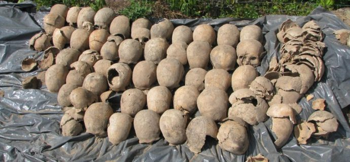 Przy rozbudowie trasy katowickiej znaleziono szczątki około 3 tys. osób