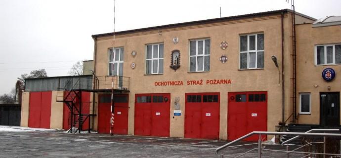 Nowy budynek dla grodziskiej OSP w 2018 roku