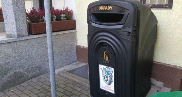 Specjalne pojemniki na elektroodpady pojawiły się w regionie