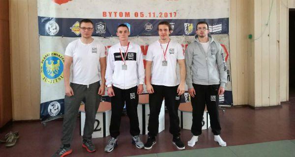 Zawodnicy UKS Budo Grodzisk na medal w Bytomiu