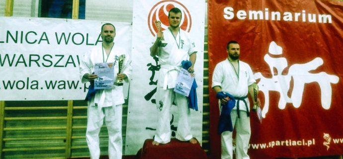 Kolejne medale dla karateków Sparty