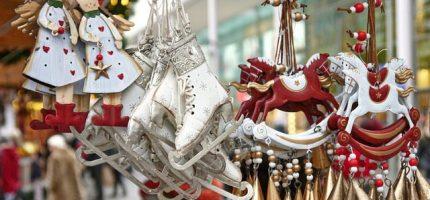 Moc atrakcji na jarmarku i kiermaszach świątecznych