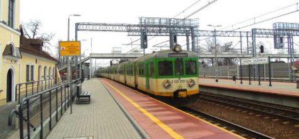 Awaria urządzeń kolejowych. Pociągi opóźnione