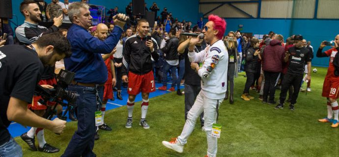 """Zagrali dla """"Górala"""", czyli piłkarski turniej dobrych serc"""