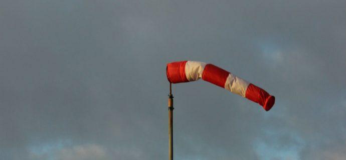 IMGW ostrzega: będzie mocno wiało