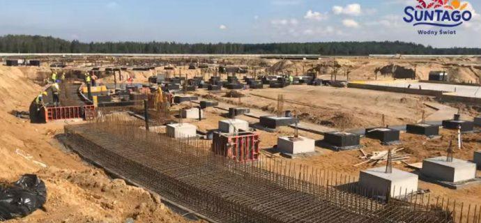 Co udało się zrobić na budowie Suntago? Inwestor wylicza dokonania i publikuje nowy film
