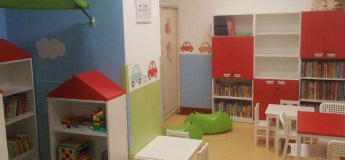 Strefa rodzica w Szpitalu Zachodnim oficjalnie otwarta [FOTO]