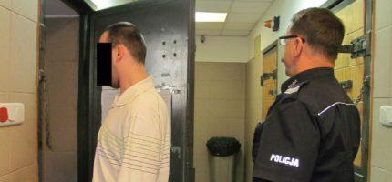 Podejrzany o kradzież w szpitalnej poczekalni
