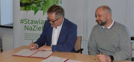 Umowa na budowę kolejnego parku podpisana