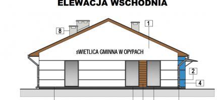 Świetlica w Opypach za niecałe 700 tys. zł