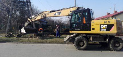 Przebudowy dziewięciu grodziskich skrzyżowań na razie nie będzie