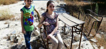 """""""Mazowsze dla Syrii"""". Nasz region włącza się w odbudowę szkoły dla syryjskich dzieci"""