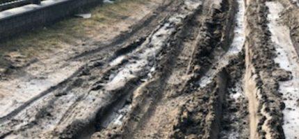 Milanówek: Naprawiamy nieprzejezdne drogi