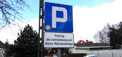 Co z tymi parkingami?