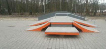 Nowe, świeższe oblicze skateparku