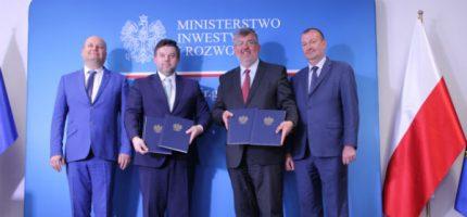 Umowa na 580 mln zł dla Kolei Mazowieckich podpisana