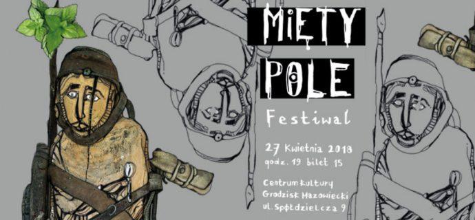 """""""Miętowy"""" festiwal w Grodzisku już dziś"""