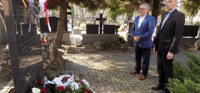 Grodzisk upamiętnił ósmą rocznicę katastrofy smoleńskiej