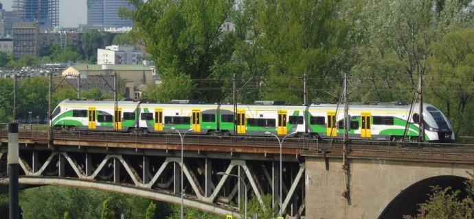 Zmiany w kursowaniu pociągów 2 maja. Będą utrudnienia