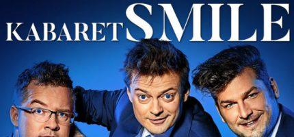 Pierwsze bilety na kabaret Smile rozdane!