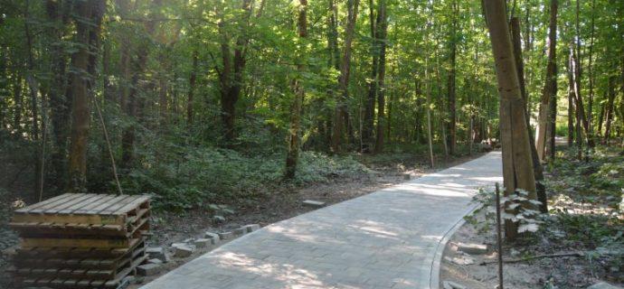 Jak idzie budowa ścieżek rowerowych?