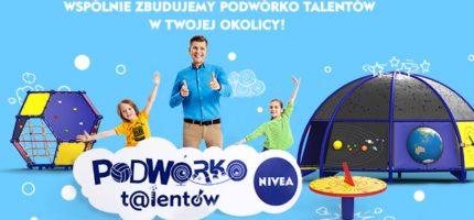 Wciąż możesz pomóc wygrać plac zabaw Nivea w naszym regionie