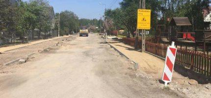 Jak idą inwestycje drogowe w Milanówku?