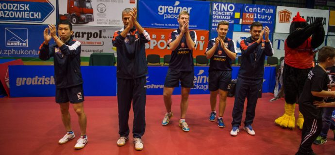 Bogoria w finale Lotto Superligi!