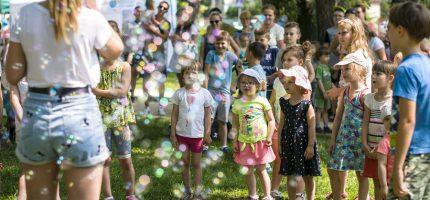 Trzydniowy Dzień Dziecka przyciągnął mieszkańców [FOTO]