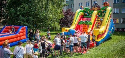 Grodziski Dzień Dziecka przyciągnął mieszkańców małych i dużych [FOTO]
