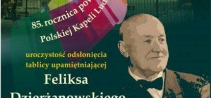 Grodzisk upamiętni Feliksa Dzierżanowskiego. Odsłoni tablicę