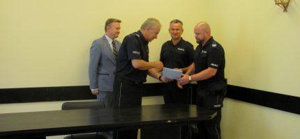 Policyjna jednostka w Podkowie ma nowego szefa