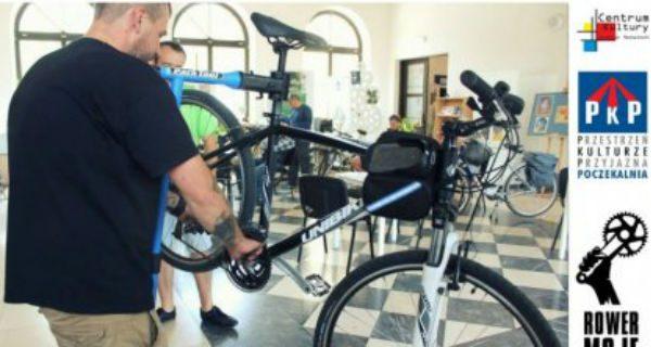 Zrób darmowy przegląd roweru w Grodzisku
