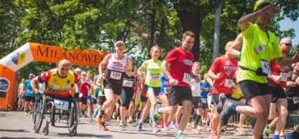 Bieg Sto-Nogi w Milanówku. Będą utrudnienia w ruchu