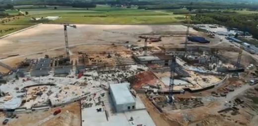 Jak idzie budowa Suntago? Inwestor pokazał nowy filmik