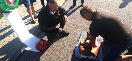 Szkolenia z pierwszej pomocy przy autostradzie