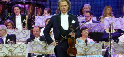 Koncert światowej sławy skrzypka w grodziskim CK