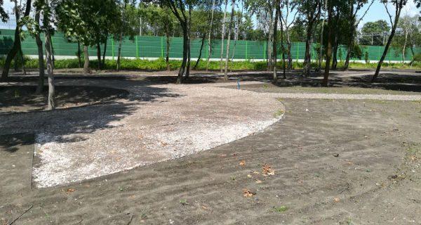 Rośnie park na Jaśminowej [FOTO]