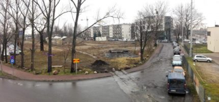 Sprawa terenu po dawnym cmentarzu ruszyła do przodu