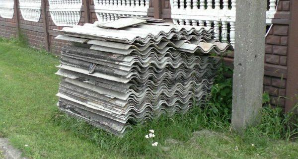 Dotacja na usunięcie kolejnych ton azbestu