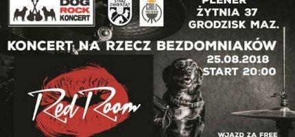 Red Room zagra dla bezdomniaków