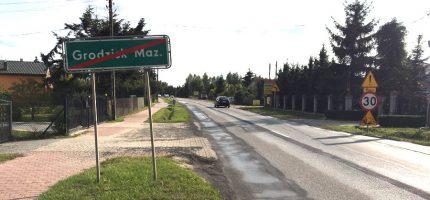 Przebudowa drogi 579 za 70 mln zł