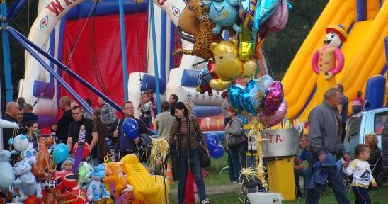 Dożynkowa impreza pełna atrakcji