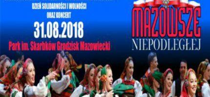 """Wyjątkowy koncert """"Mazowsza"""" już dziś w Grodzisku"""