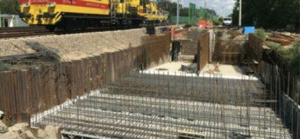 Modernizacja stacji PKP zgodnie z planem [FOTO]