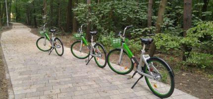 Rower miejski także w Podkowie